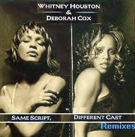 Whitney Houston and Deborah Cox — Same Script, Different Cast (studio acapella)